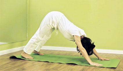 Clases de yoga en Madrid, junto calle Alcalá