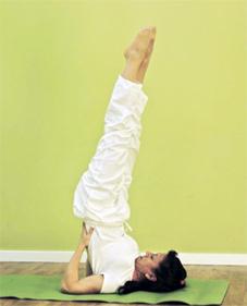 Clases de yoga en la calle Alcalá