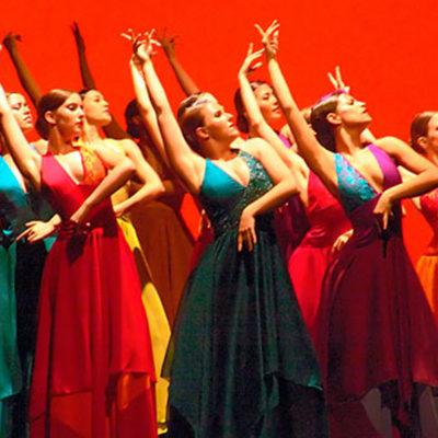 Clases de danza española