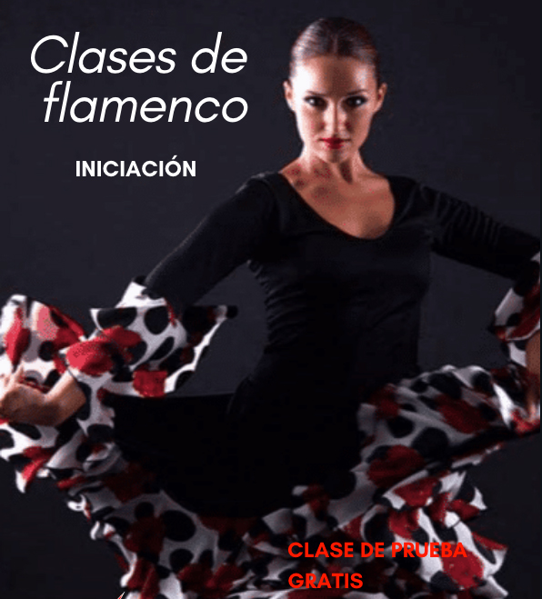 clases de flamenco iniciación