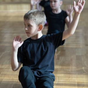 Música y movimiento infantil