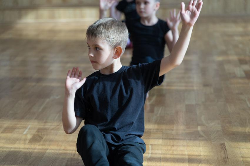 clases de música y movimiento