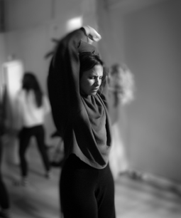 Post grado de interpretación para bailarines