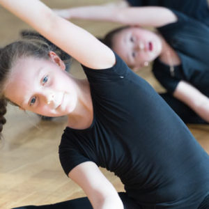 Los beneficios del baile en los niños