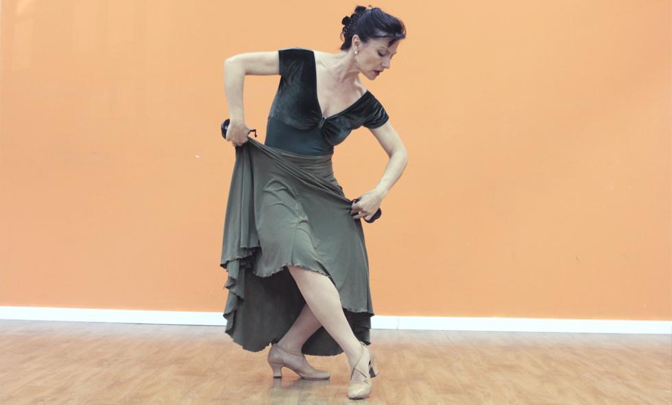 Beatriz Barceló, bailarina y profesora de danza