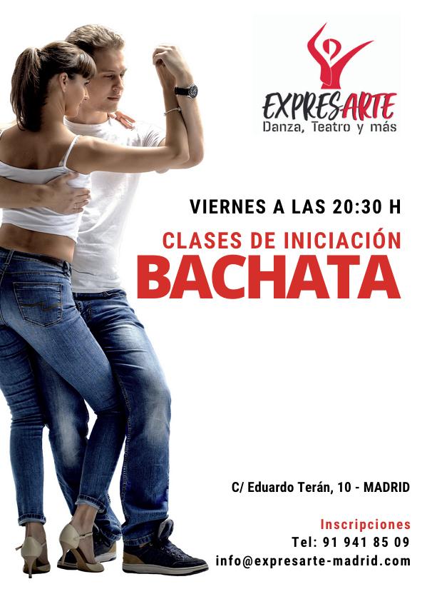 clases de iniciación bachata