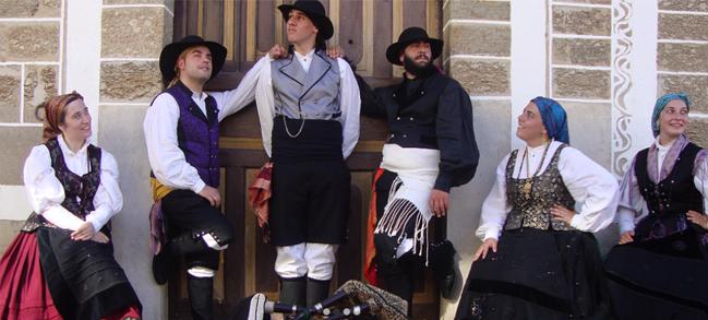 clases de baile gallego en Madrid