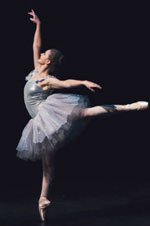 carrera de ballet