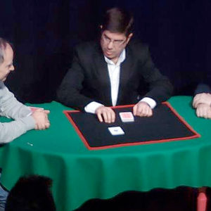 Taller de magia con el mago Juanjez