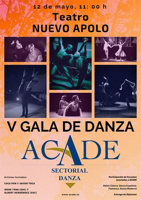 V Gala de danza ACADE
