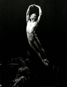 clase magistral de ballet en Madrid
