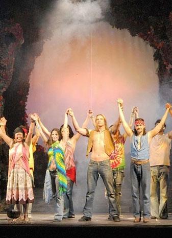 Clases de teatro musical en Madird
