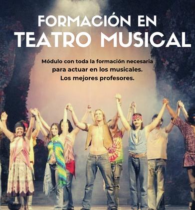 Clases de teatro musical gratuita