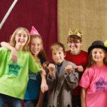 Clases de teatro para niños en Madrid