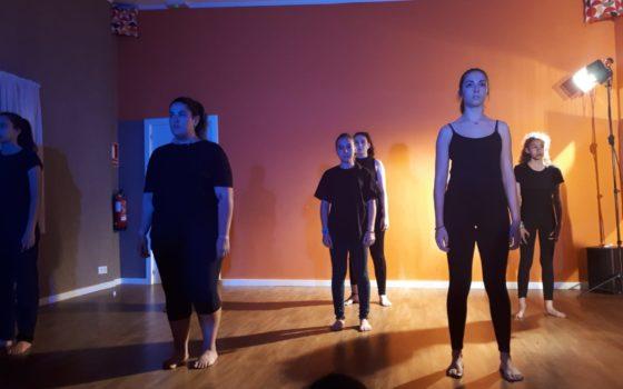 clases de teatro para adolescentes y jóvenes en Madrid