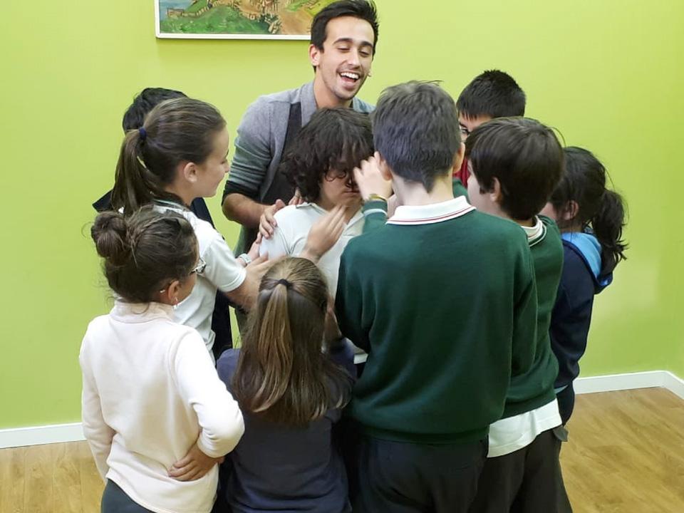 Clases de teatro para niños en Madrid, Canillejas
