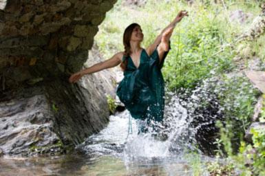 profesora de danza española