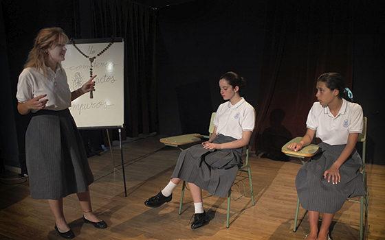 Clases de teatro para adolescentes en Madrid