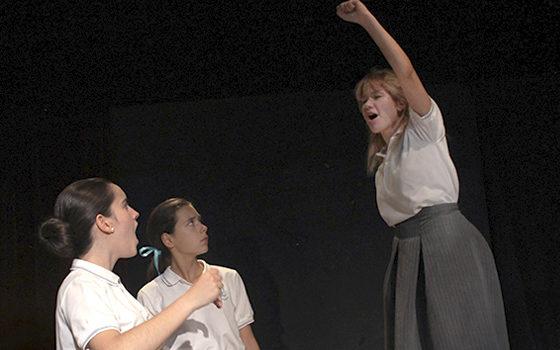 Clases de teatro para jóvenes y adolescentes en Madrid